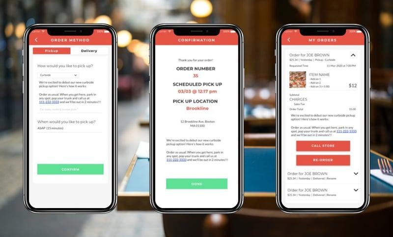 Ordering-Options-App