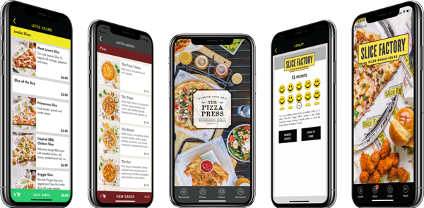 Pizza-Apps